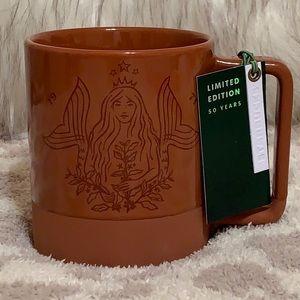 Starbucks Limited Edition 50th Anniversary Mug
